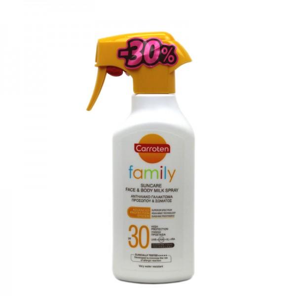 Αντηλιακό Γαλάκτωμα Family σε Spray...