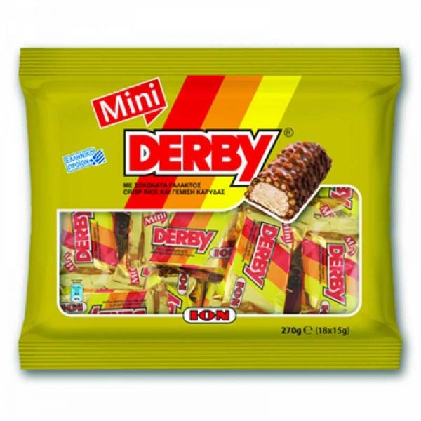 Σοκολάτα Derby μίνι ΙΟΝ 270 gr