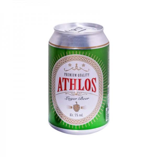 Μπύρα Athlos 0.33L