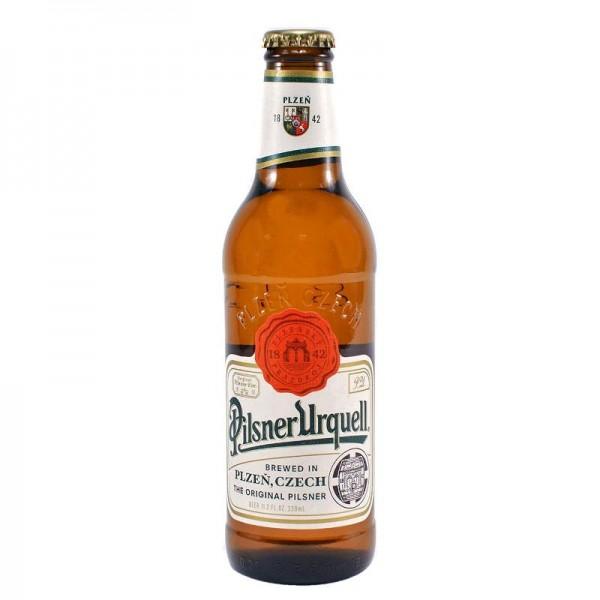 Μπύρα Pilsner Urquell φιάλη 330ml