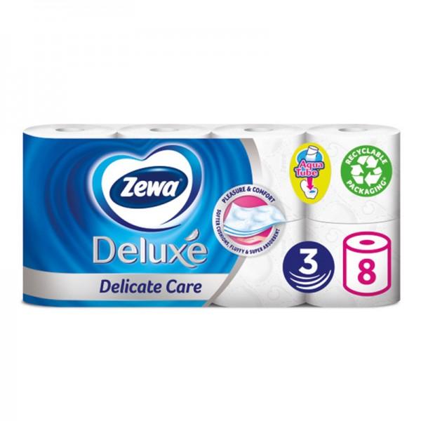 Χαρτί υγείας Zewa Deluxe Delicate...