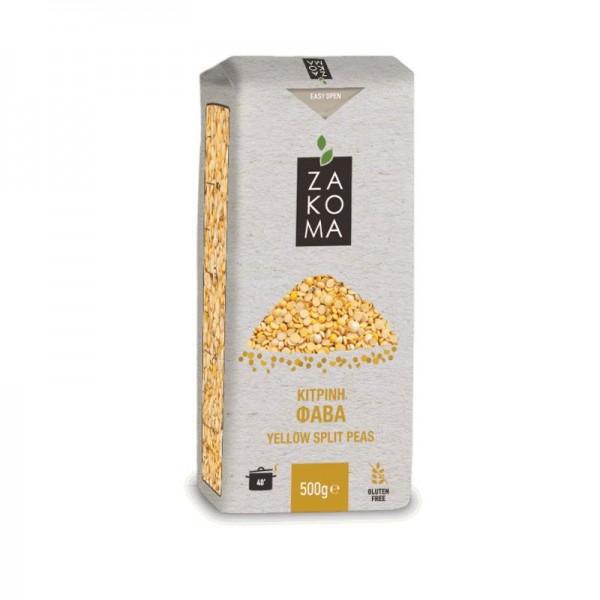 Φάβα κίτρινη ΖΑΚΟΜΑ 500gr