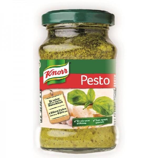 Έτοιμη σάλτσα Pesto Knorr 185gr