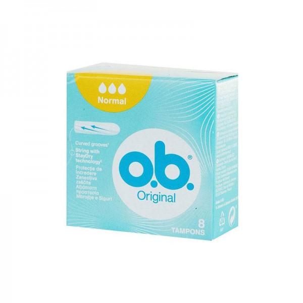 Ταμπόν O.B. Pro Comfort Silk Touch...