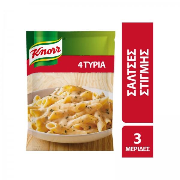 Σάλτσα Ζυμαρικών Knorr 4 Τυριά 44gr