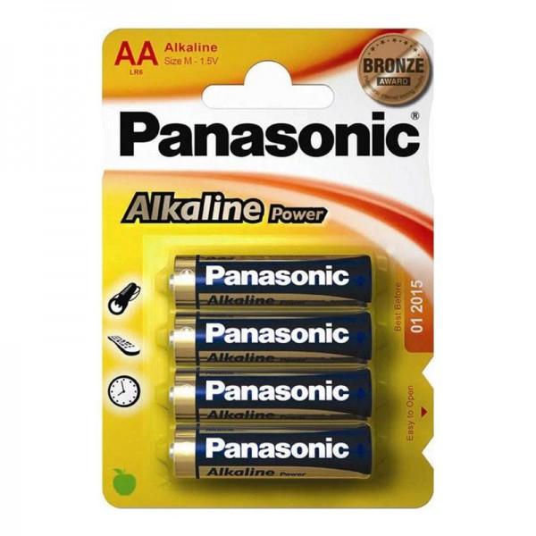 Αλκαλική Μπαταρία Panasonic Alkaline...
