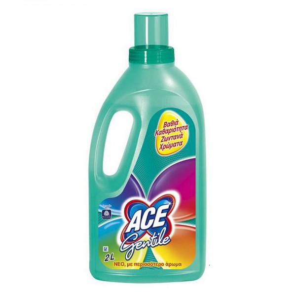 Ενισχυτικό πλύσης Ace Gentile 2lt