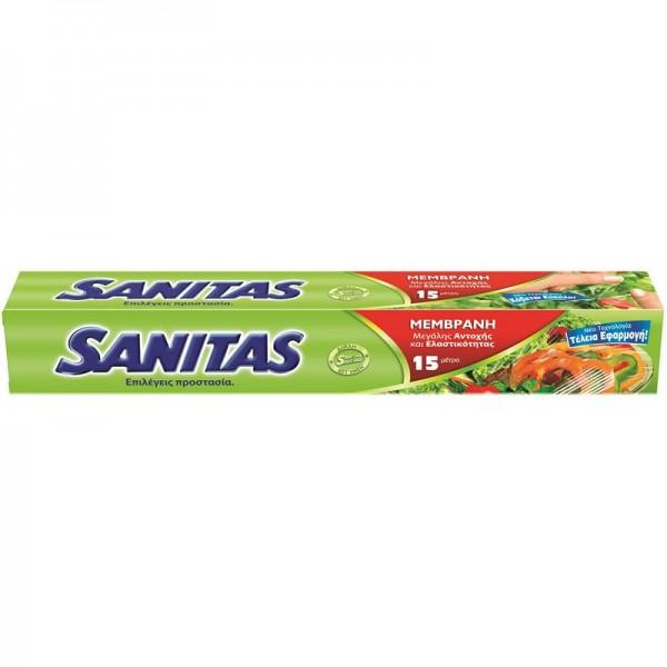 Διαφανής μεμβράνη easy cut SANITAS 15...