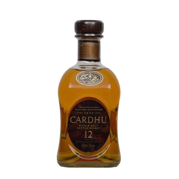 Ουίσκι Cardhu 12 Ετών 700ml
