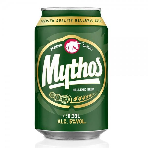 Μπύρα Κουτί Mythos 330ml