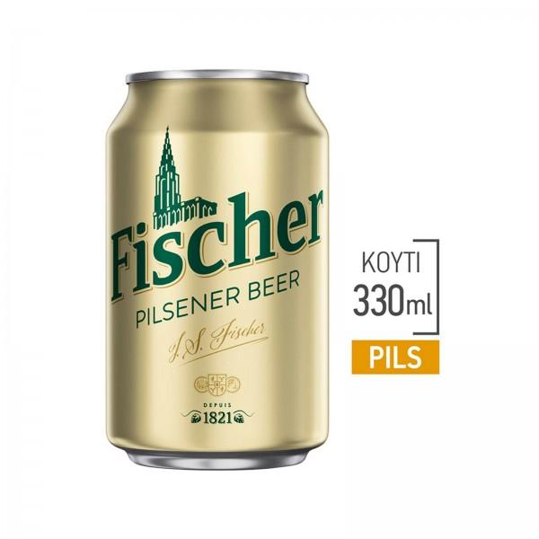 Μπύρα Κουτί Fischer 330ml