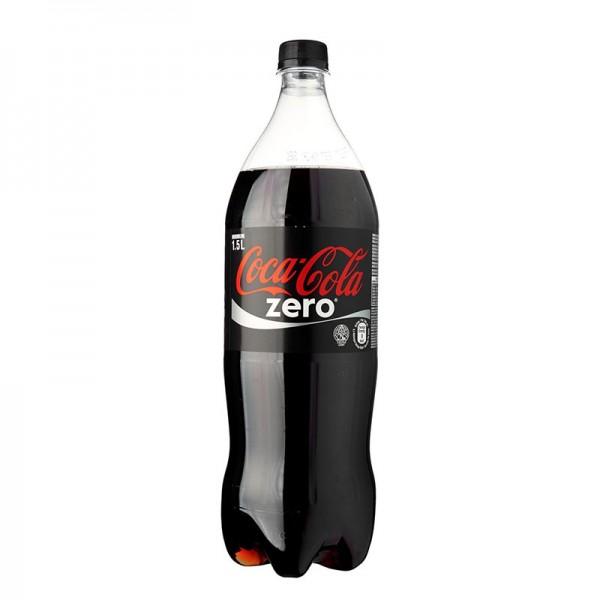 Coca Cola zero 1.5lt