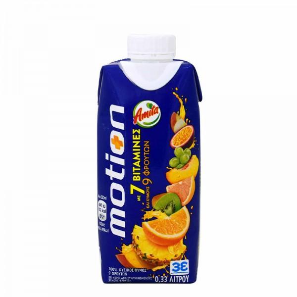 Φυσικός χυμός Amita Motion 330ml