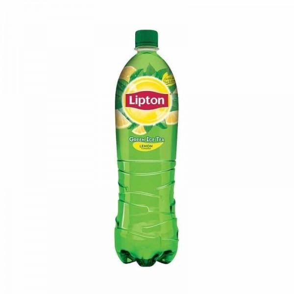 Liptop Ice Tea Green Λεμόνι 500ml