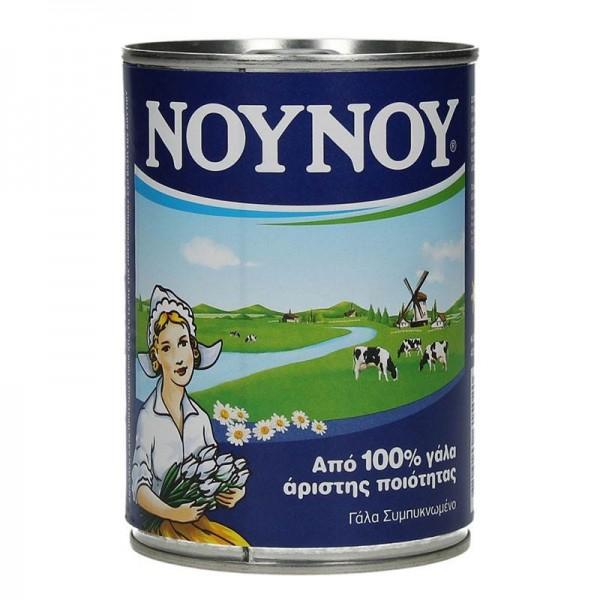 Γάλα εβαπορέ πλήρες Νουνού 400gr