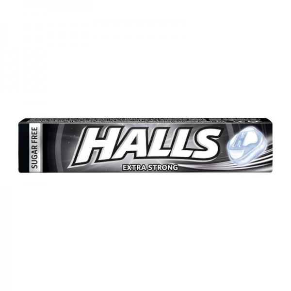 Καραμέλες extra strong Halls 32gr