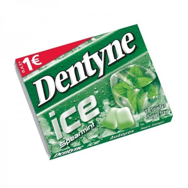 Τσίχλες δυόσμος Dentyne Ice 16.8gr