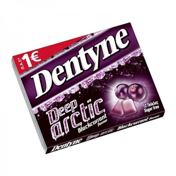 Τσίχλες φραγκοστάφυλο Dentyne 16.8g