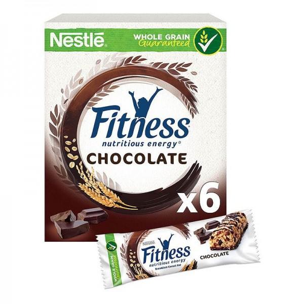 Μπάρες Δημητριακών με Σοκολάτα Nestle...