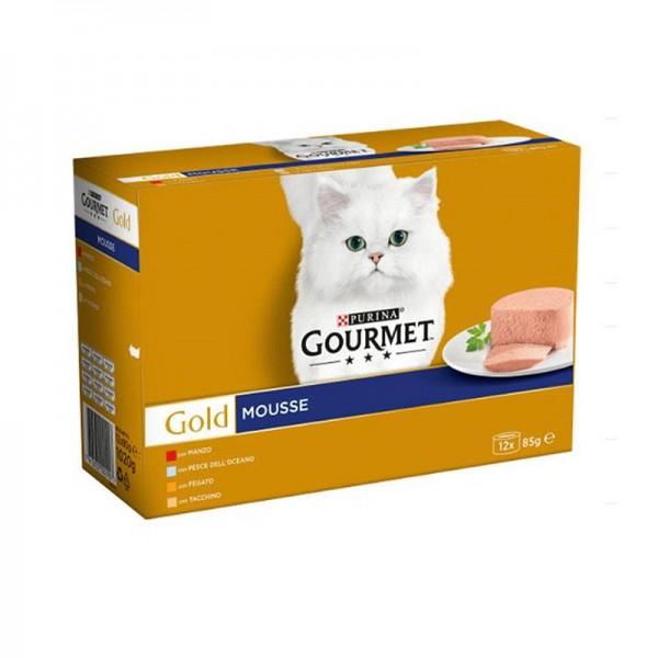 Τροφή για Γάτες Purina Gourmet Gold...