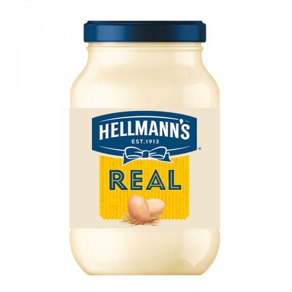 Μαγιονέζα Real Hellmann's 225ml