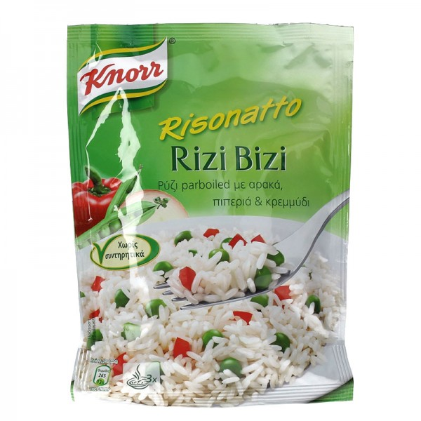 Ριζότο Risonatto Rizi Bizi Knorr 220gr