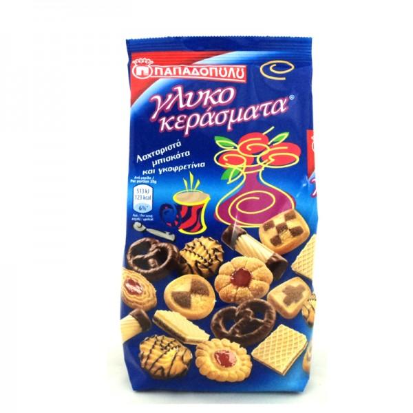 Γλυκοκεράσματα - ΠΑΠΑΔΟΠΟΥΛΟΥ 400 gr
