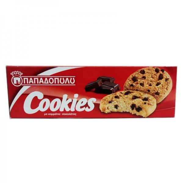 Μπισκότα COOKIES με κομμάτια...