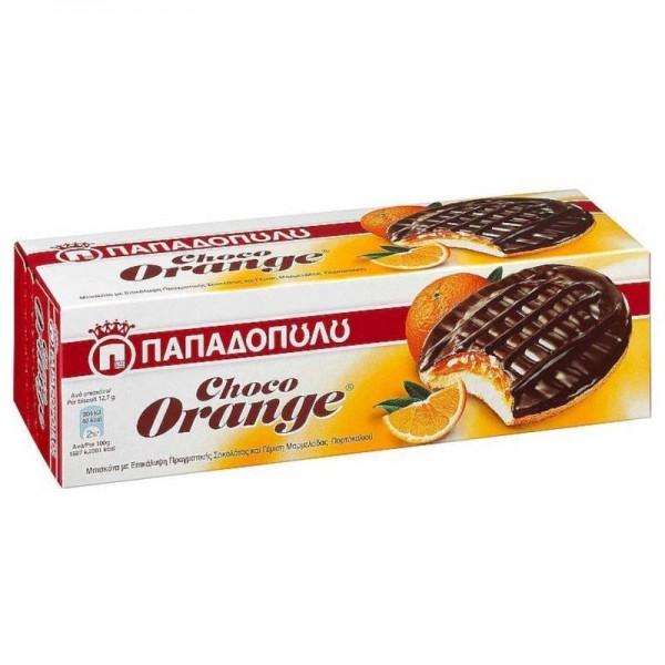 Choco orange με μαρμελάδα πορτοκαλιού...